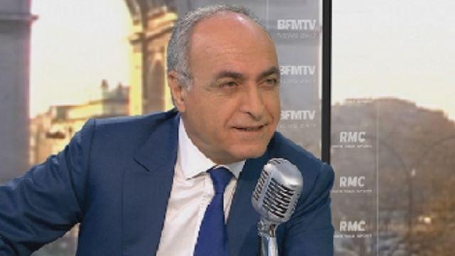Ziad Takkedine faux passeport